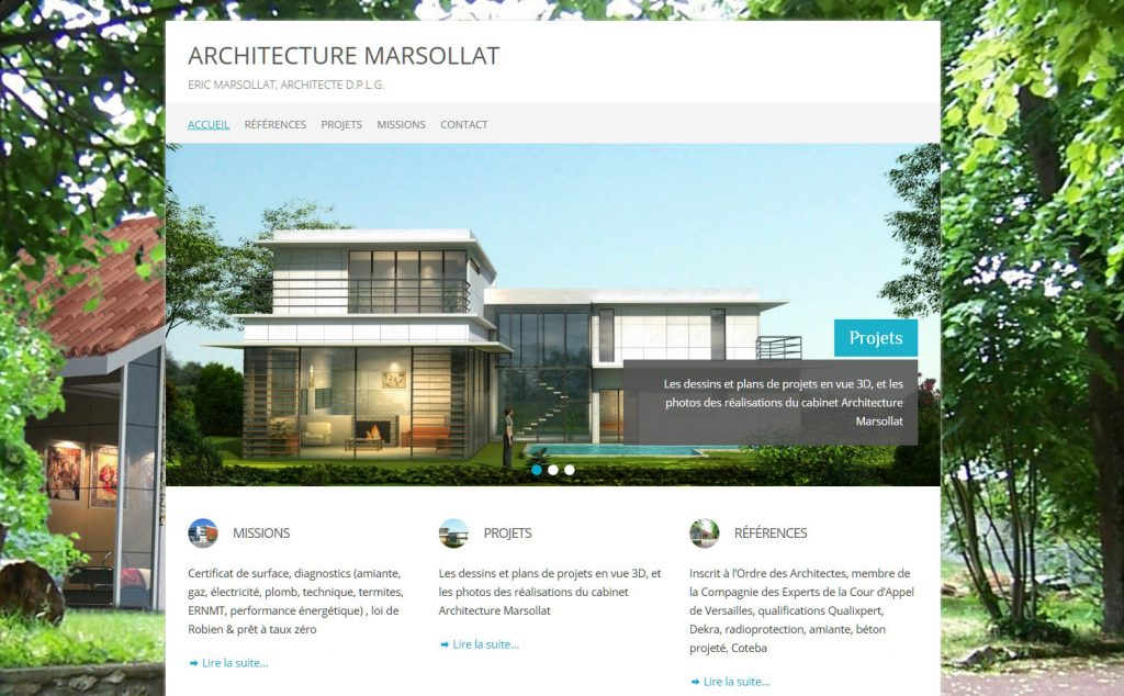 Architecture Marsollat