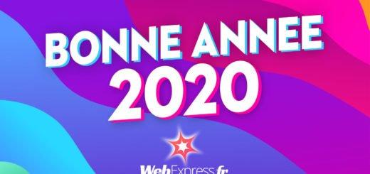 WebExpress - Voeux 2020