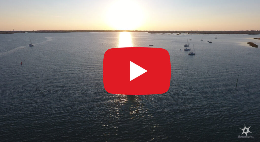 Tournage drone à l'Île de Ré