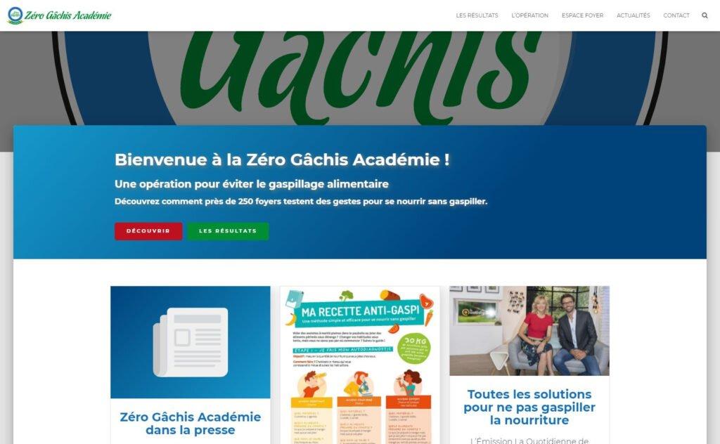 Zéro Gâchis Académie