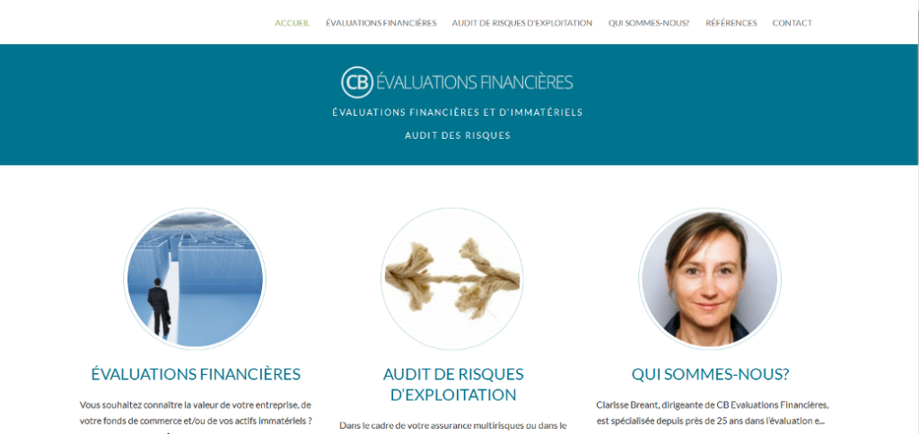 CB Évaluations Financières