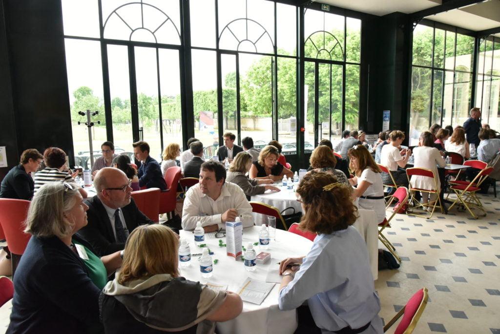 Soirée 'Rencontre Entrepreneurs au Château Chanorier'
