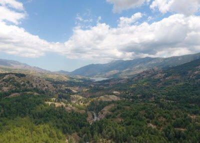 DroneExpress / WebExpress - Prise de vue aérienne - Lac d