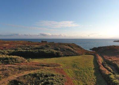 DroneExpress / WebExpress - Prise de vue aérienne - Vieux Château Ile d